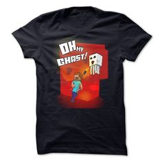 View images & photos of Minecraft: oh my ghost t-shirts & hoodies