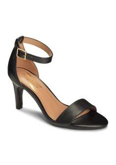 AEROSOLES  Laminate Dress Sandal