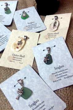 seaglass jewelry | Lazy Gator Gifts