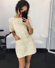 Discount Women S Fashion Boots Business Casual Outfits, Professional Outfits, Classy Outfits, Chic Outfits, Trendy Outfits, Dress Outfits, Casual Dresses, Short Dresses, Fashion Dresses