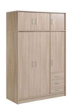 Essential 6 Door Wardrobe | Wayfair UK