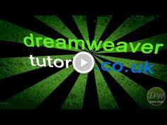 Dreamweaver Tutorial - Copy div tags from one page to another