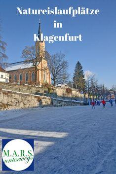 Natureislaufplätze in Klagenfurt: Lendkanal und Kreuzberglteich Klagenfurt, Heart Of Europe, Taj Mahal, Building, Blog, Travel, City, Voyage, Buildings
