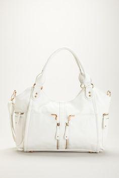 Segolene Paris  Adjustable Shoulder Strap Bag