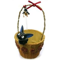 Kiki's Delivery Service Planter Studio Ghibli from JAPAN