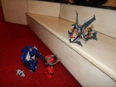 Dragstrip and Breaki's Baptism 26.30 by transformersnewfan