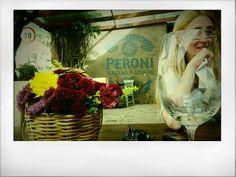 Terraza Peroni en Casa Fuego