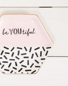 Sass & Belle be youtiful jewellery dish at ASOS. Shop this season's must haves with multiple delivery and return options (Ts&Cs apply). Birthday Woman, Birthday Gifts For Women, Jewelry Dish, Jewellery, Asos, Sass & Belle, Presents For Her, Secret Santa Gifts, How To Find Out