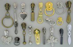 Supreme Zipper Industries :: Zipper Sliders