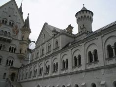 Neuschwanstein Castle... BAVERIA GERMANY - helga