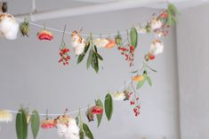 After a holiday of cooking and eating, we're headed into the weekend with a festive DIY garland and more. Here's a look: Meredith let us know about a festi