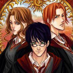 Trio Anime