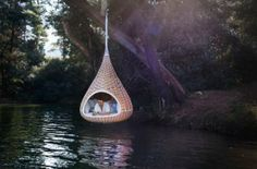 Totally love this, but how do you keep actual birds from nesting in it?