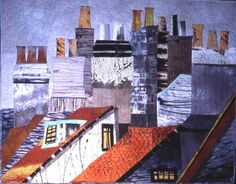 Elizabeth Barton Art Quilts