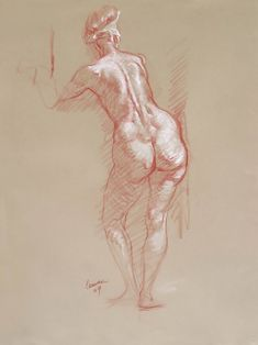 9 Very Common Figure Drawing Mistakes (and How to Avoid Them) - EmptyEasel.com