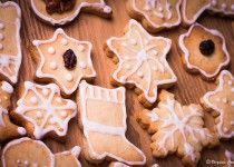 Chef sans Gluten - Sablés de Noël sans gluten