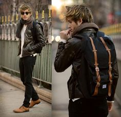 Street Style: Bolsas e Mochilas