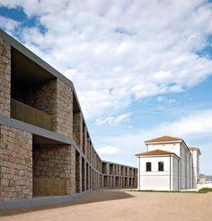 Residenza del forte Carlo Felice, Italy / Archea Associati
