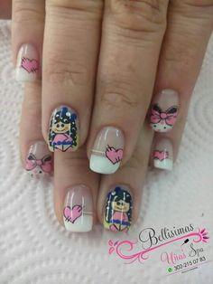 Nail Designs, Nail Art, Nails, Makeup, Beauty, Work Nails, Singer, Kid Nails, Toe Nail Art