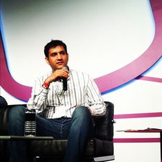 Amit Anand of Jungle Ventures. Invests 100k to a million pan Asia accords categories other than travel. Would love to see new ventures coming out to disrupt the industry. Challenge: that businesses don't know how to pitch the big vision and the near term goals. Either asking for too much or not enough. #wit2012 #witconference2012 #webintravel #itbasia #itbasia2012 #itbasia #marinabaysands #mbs #singapore #onlinetravel #travel #technology #socialmedia #marketing #igsg - @webintravel…