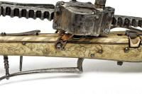 """A bone-plated crossbow with its windlass, Up for sale during the sale """"Armes Anciennes & Armures - Seconde Vacation"""" at Czerny's 
