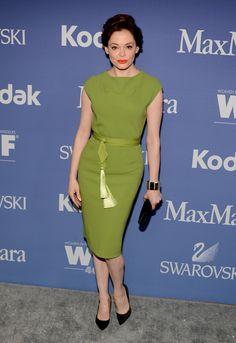 Rose McGowan - Women In Film's 2013 Crystal + Lucy Awards, LA June 12, 2013