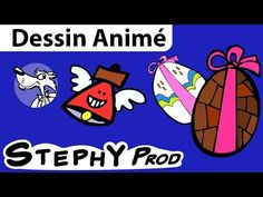 Comptine de Pâques en dessin animé, quelle histoire ! Boum bing bang c'est Pâques - YouTube