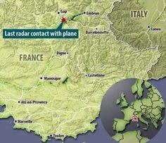Volo 9525 Germanwings: completamente falsa la versione ufficiale!