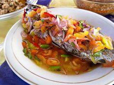 Gohu Ikan, Maluku Utara, Indonesia