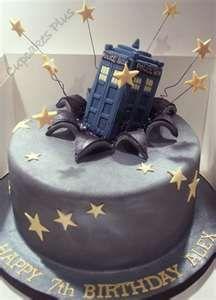 amazing Dr who cakes