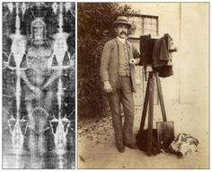 Secondo Pia unwittingly took the first step in the field of modern sindonology (the formal study of the shroud of Turin). Based on his experience of May 25,1898, he varied the exposure times and the lighting. At around midnight, the three men went back to develop the plates. Pia later said that he almost dropped and broke the photographic plate in the darkroom from the shock of what appeared on it: the reverse plate showed the image of a man and a face that could not be seen with the naked…