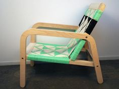 Macrame Chairs from Pacific Wonderland: Remodelista