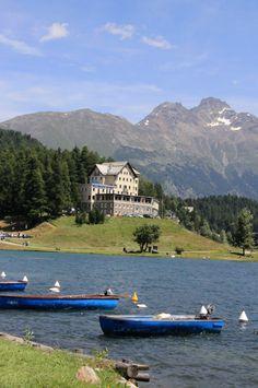 St.Moritz-Swiss