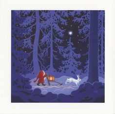 Eva Melhuish - Freelance Illustrator - Christmas cards for sale
