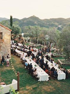 Cielo Farms-Malibu Wedding Photo: When He Found Her-Style Me Pretty Real Wedding Wedding Locations California, Greenhouse Wedding, Greenhouse Ideas, Vineyard Wedding, Marie, Southern California, 1920s Wedding, Wedding Ideas, Wedding Fun