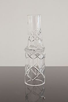 Simon Klenell | Hex Edit (Vase) | 2014, Crystal | Unique | Sweden http://www.galleryfumi.com/Artists/Simon-Klenell/