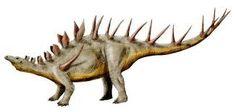Resultado de imagen de kentrosaurus