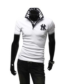 wholesale dropship Stylish Lapel Short Sleeve Polo Men T Shirt $7.16