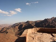 Jebel Musa, Mountain Climbing & Hiking in Egypt