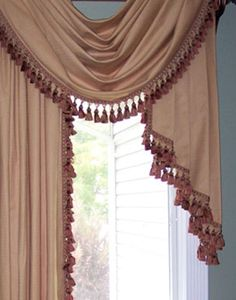 22 Best Double Curtains Images Window Curtains Double