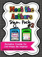 meet the authors freebie
