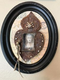 Balance and Focus in Mixed Media William Stafford, Found Art, Assemblage Art, Mixed Media Artists, Vintage Home Decor, Altered Art, Jewelry Art, Decorative Plates, Match Boxes