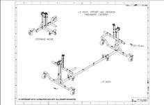 Image Car Rotisserie Plans Download
