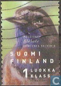 Postzegels - Finland - Vogel