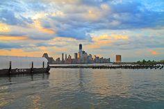 Lower Manhattan From Hoboken NJ | by pmarella