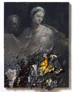 "opens tomorrow, June 19, 6-8p: ""Begotten, Not Made"" Nicola Samori Ana Cristea Gallery, 521 W26th St., NYC More than a trick of the eye, Samori's paintings treat their surface as a material skin transcribing the memory of their process. ""Like the eye..."