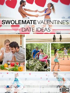 Not sure what to do with your partner this Valentine's Day? Check out this article of 17 fun, active dates for this Valentine's Day!