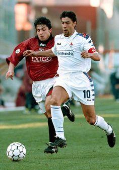 Gattuso vs. Rui Costa.