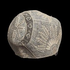 Infant's cap  American, probably first half of 19th century  United States