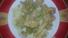 Chicken Ragout without Chicken